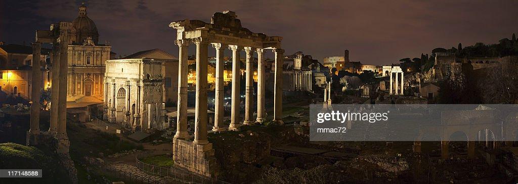 Roman Forum : Stock Photo