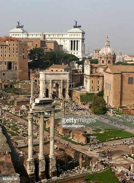 Roman Forum Rome, Italy