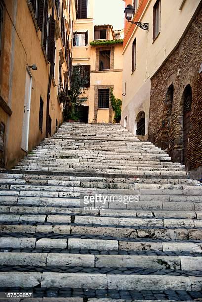 Roman narrow street