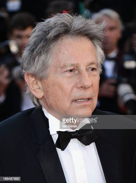 Roman Polanski arrives at 'Venus In Fur' Premiere during the 66th Annual Cannes Film Festival at Grand Theatre Lumiere on May 25 2013 in Cannes France
