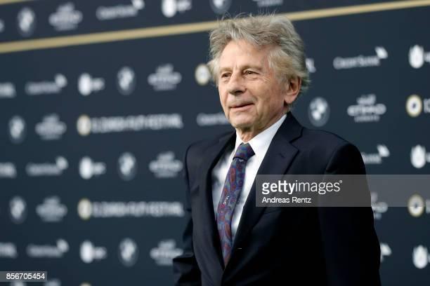 Roman Polanski attends the 'D'apres une histoire vraie' premiere at the 13th Zurich Film Festival on October 2 2017 in Zurich Switzerland The Zurich...