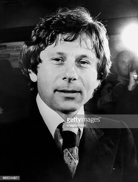 Roman Polanski circa 1977 in Los Angeles California