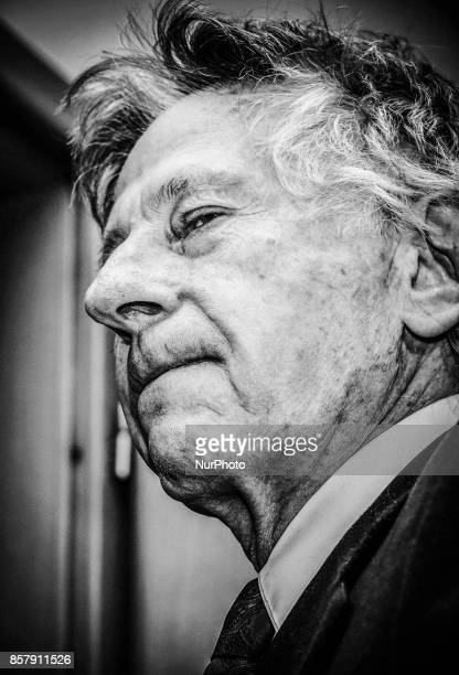 Roman Polanski is being accused of alleged sexual assault by a new woman a former German actress In picture Roman Polanski attends a hearing at the...