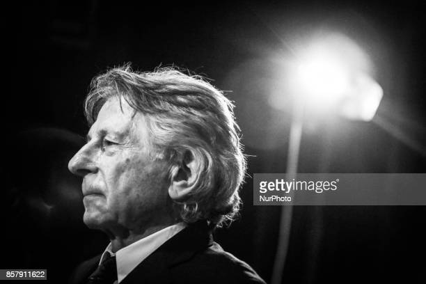 Roman Polanski is being accused of alleged sexual assault by a new woman a former German actress In picture Roman Polanski attends a press conference...