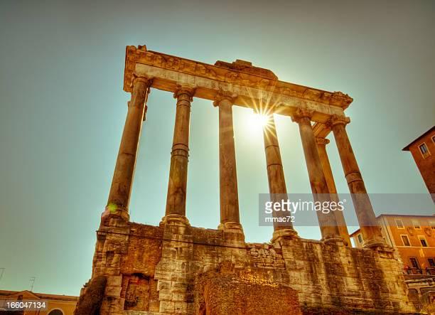 Roman ruin