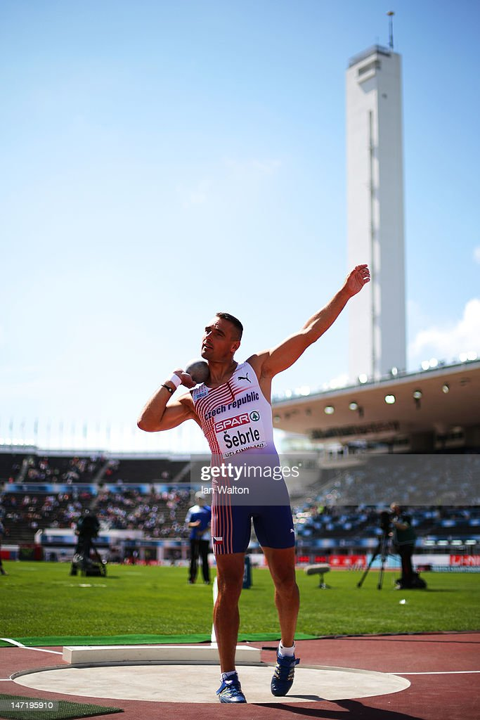 21st European Athletics Championships - Day One