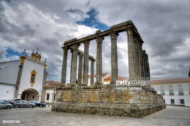 Roman Temple of Évora - Portugal