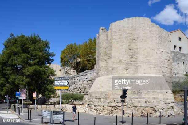 Roman Town or City Walls Arles