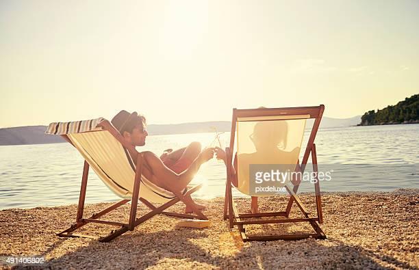 Romantik und Entspannung