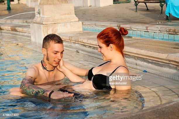 romance at Szechenyi Spa