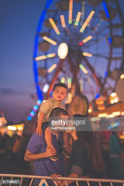 Romance at the Fair