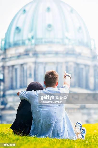 Romantik an der Berliner Dom
