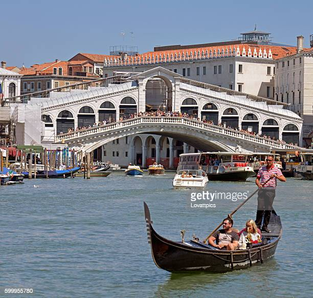 Romance in Venice.