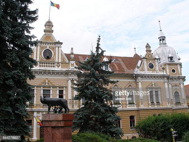 Romania Brasov The Municipality Building 2006