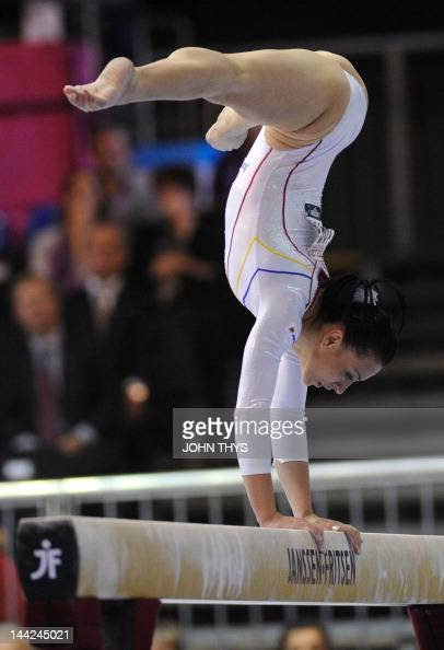 Romanian Women Gymnast Catalina Ponor 18