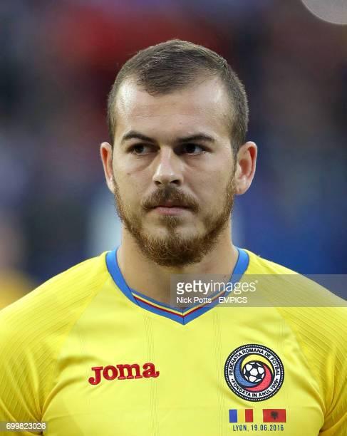 Romania's Denis Alibec