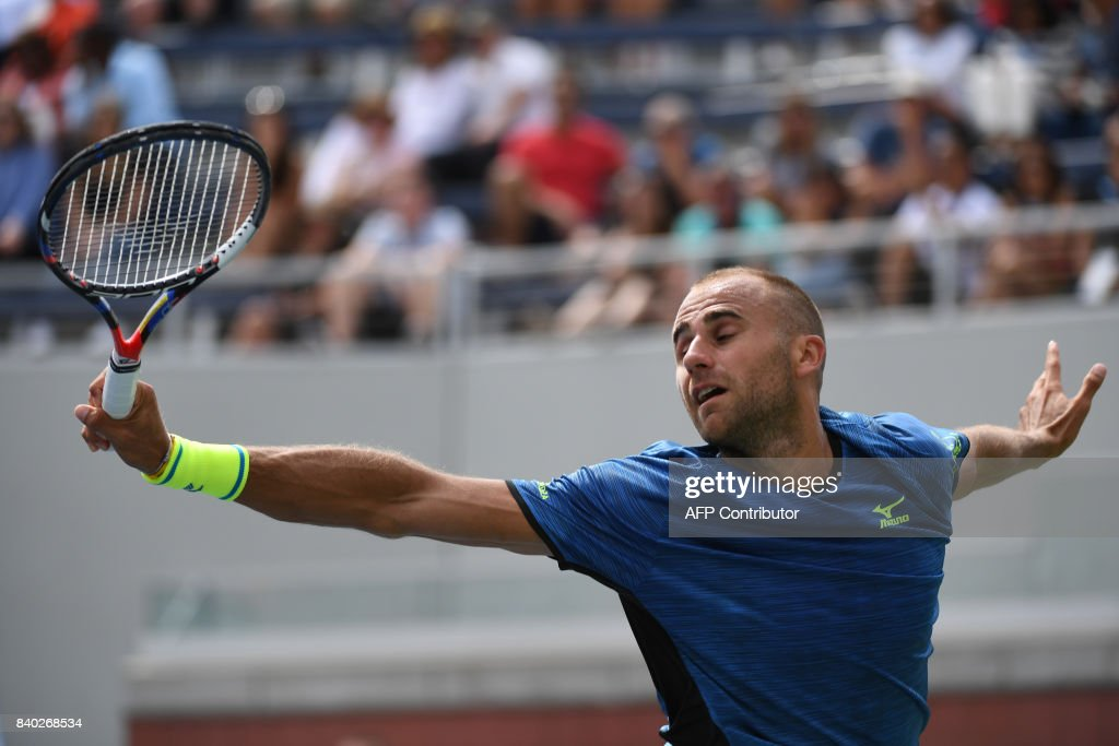 TENNIS-US-OPEN-DAY1 : News Photo