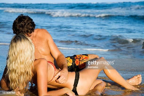 sexe plage com le sexe romantique
