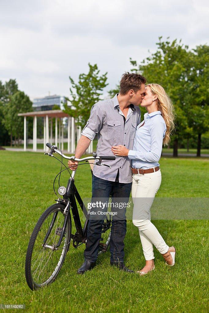 Romantic couple : Stock Photo
