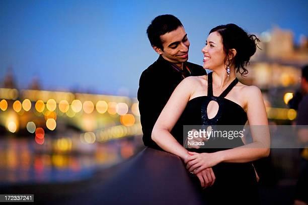 Romantischen Abend