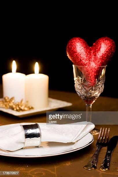 Romantico coperto