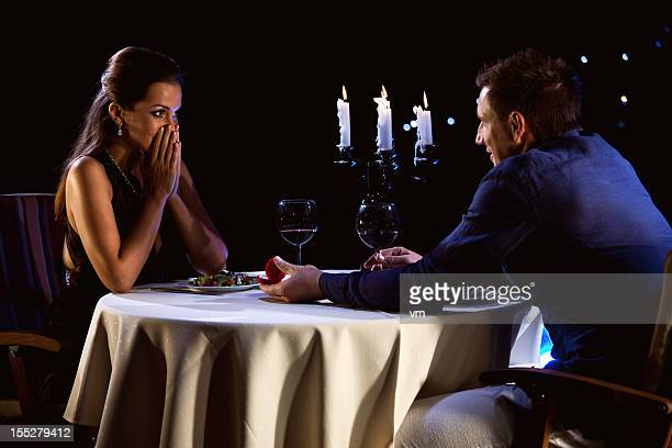 Romantic Proposing