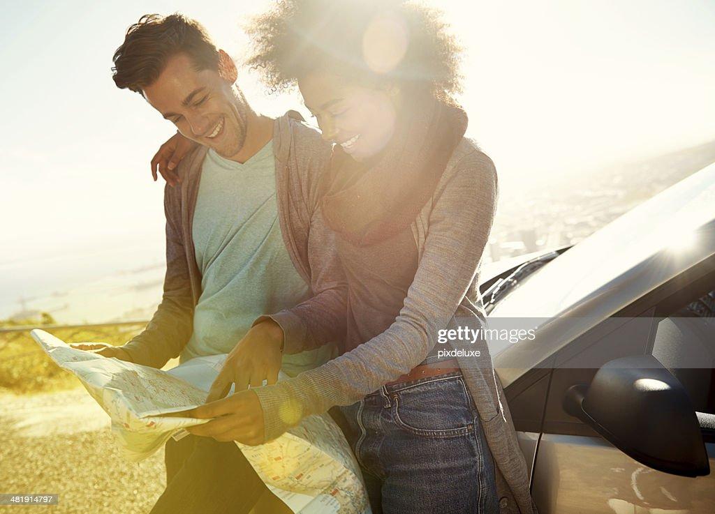 Romantic roadtrip: deciding where to go...