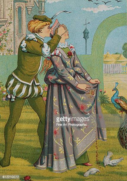 A Romantic Surprise by Walter Crane and Kate Greenaway