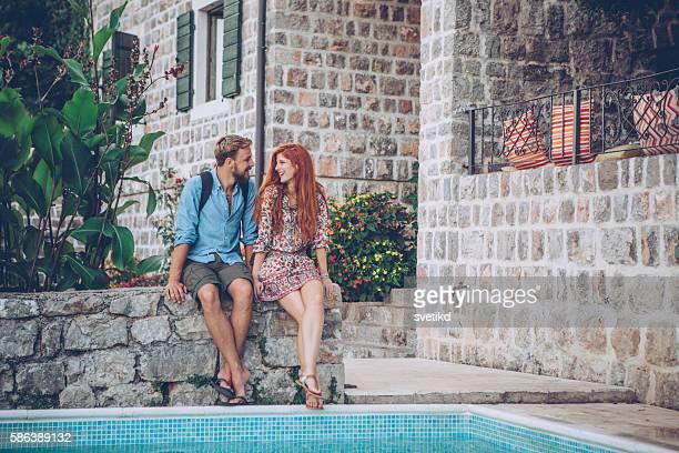 Romantic travel destination