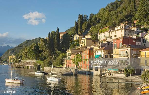 Romantic Village of Varenna on Lake Como Italy