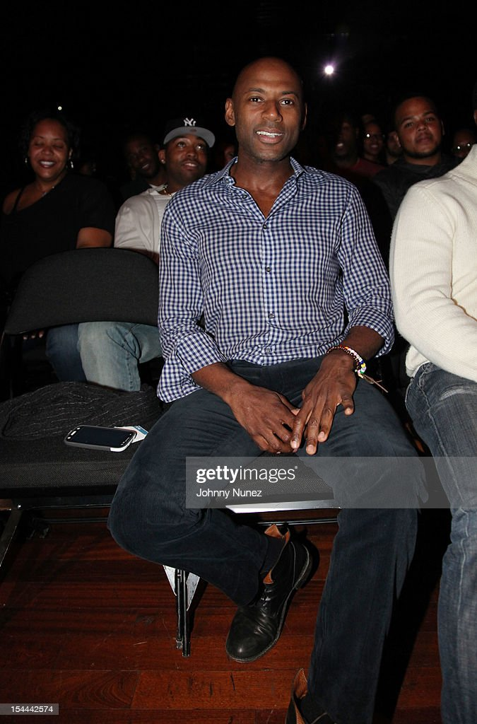 Romany Malco attends Shaquille O'Neal's All Star Comedy Jam at the Best Buy Theater on October 19, 2012 in New York City.