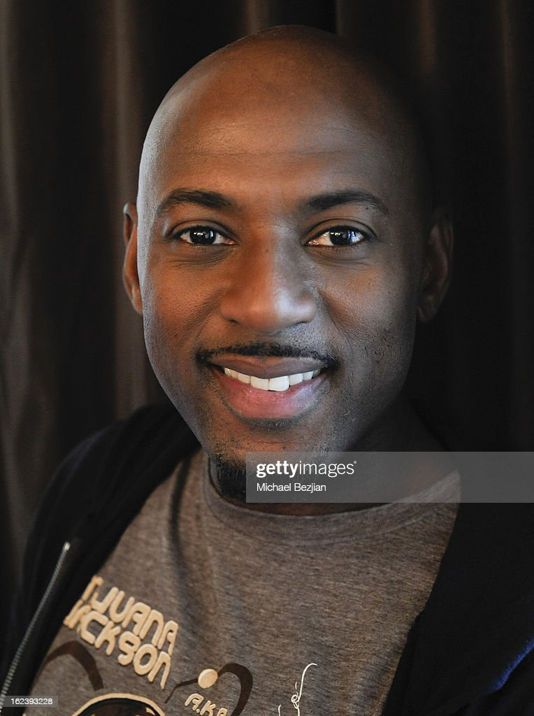 <a gi-track='captionPersonalityLinkClicked' href=/galleries/search?phrase=Romany+Malco&family=editorial&specificpeople=806936 ng-click='$event.stopPropagation()'>Romany Malco</a> visits 'What's Trending' on February 22, 2013 in Hollywood, California.