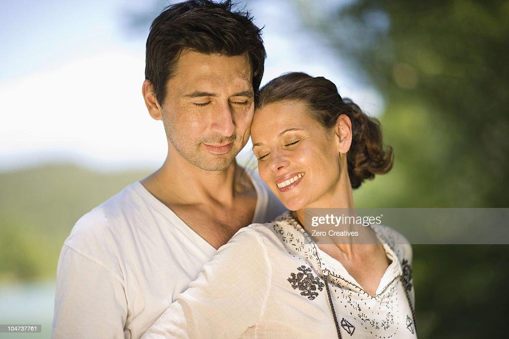 Romatic couple : Stock Photo