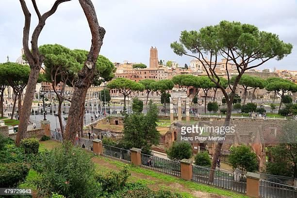 Rome, Foro di Cesare, Italy