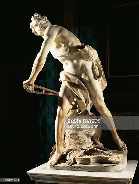 Rome Galleria Borghese David 16231624 by Gian Lorenzo Bernini