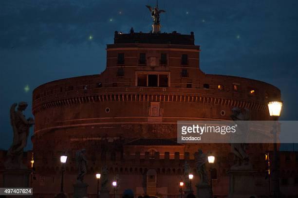Rome, Italy, Castel Sant'Angelo
