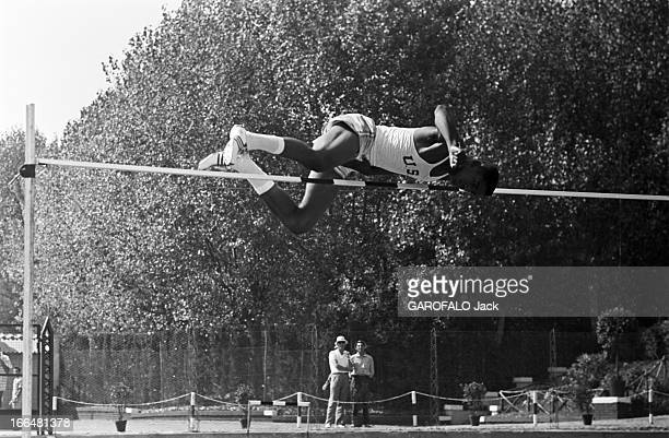 Rome Olympics Games 1960 Italie jeux olympiques de Rome ambiance épreuves et rendezvous avec des sportifs 83 pays participèrent à ces jeux A...