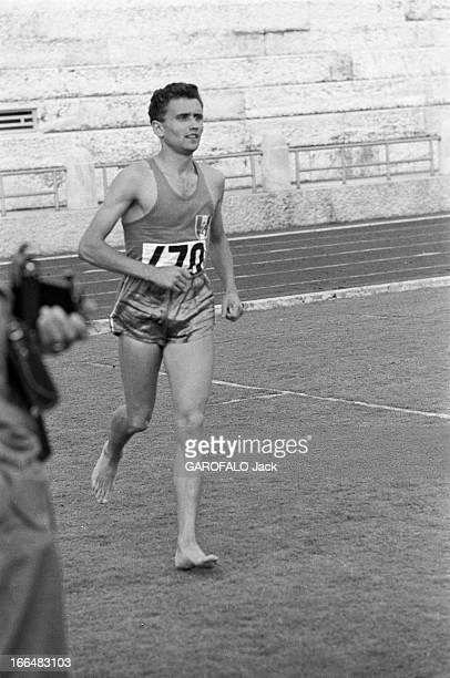 Rome Olympics Games 1960 Italie jeux olympiques de Rome ambiance épreuves et rendezvous avec des sportifs 83 pays participèrent à ces jeux Sur une...