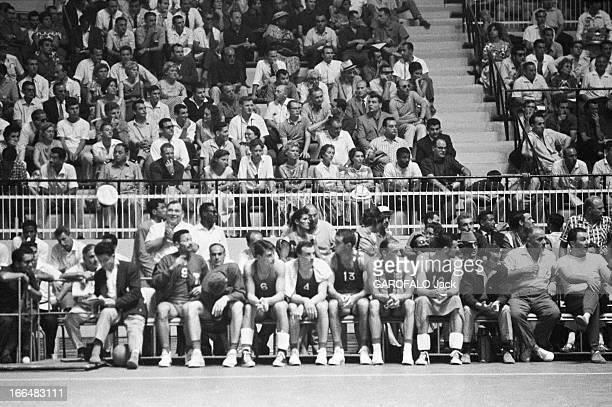 Rome Olympics Games 1960 Italie jeux olympiques de Rome ambiance épreuves et rendezvous avec des sportifs 83 pays participèrent à ces jeux Pendant un...