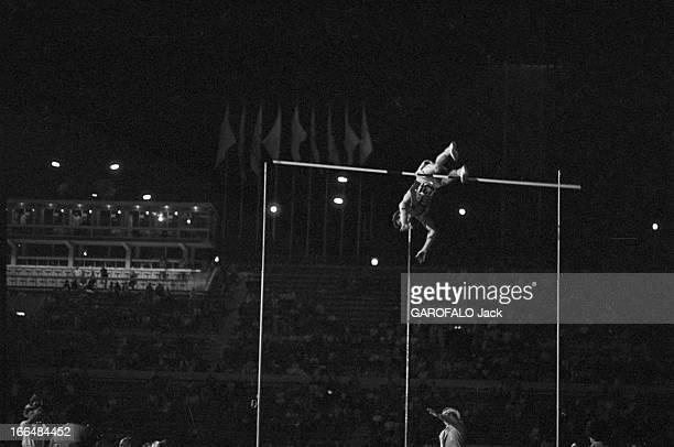 Rome Olympics Games 1960 Italie jeux olympiques de Rome ambiance épreuves et rendezvous avec des sportifs 83 pays participèrent à ces jeux En...