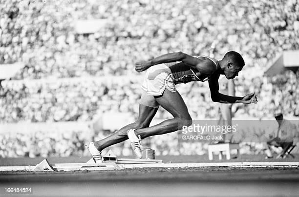 Rome Olympics Games 1960 Italie jeux olympiques de Rome ambiance preuves et rendezvous avec des sportifs 83 pays participrent ces jeux Sur la piste...