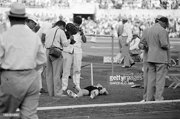 Rome Olympics Games 1960 Italie jeux olympiques de Rome ambiance épreuves et rendezvous avec des sportifs 83 pays participèrent à ces jeux Dans le...