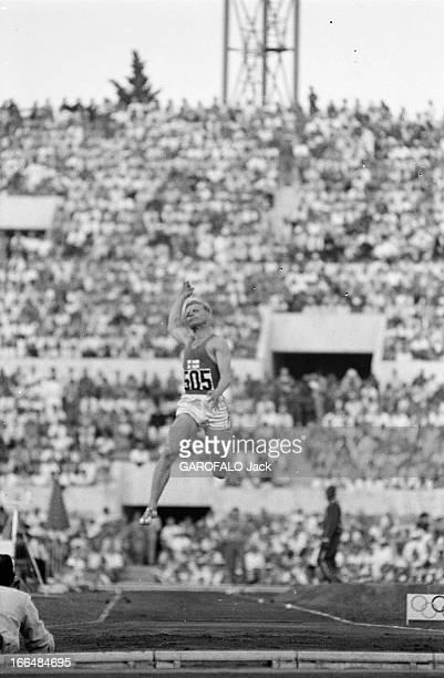 Rome Olympics Games 1960 Italie jeux olympiques de Rome ambiance épreuves et rendezvous avec des sportifs 83 pays participèrent à ces jeux Lors de la...