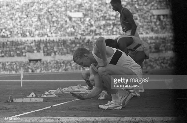 Rome Olympics Games 1960 Italie jeux olympiques de Rome ambiance épreuves et rendezvous avec des sportifs 83 pays participèrent à ces jeux Avant le...