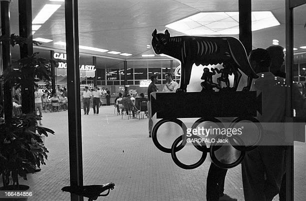Rome Olympics Games 1960 Italie jeux olympiques de Rome ambiance épreuves et rendezvous avec des sportifs 83 pays participèrent à ces jeux Pal serré...