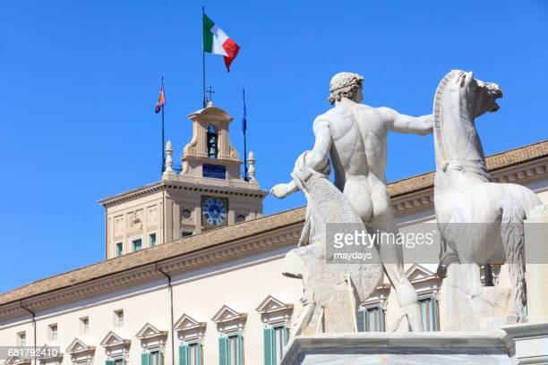 Rome, Quirinale palace