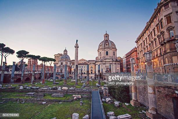 Rome - Ruins