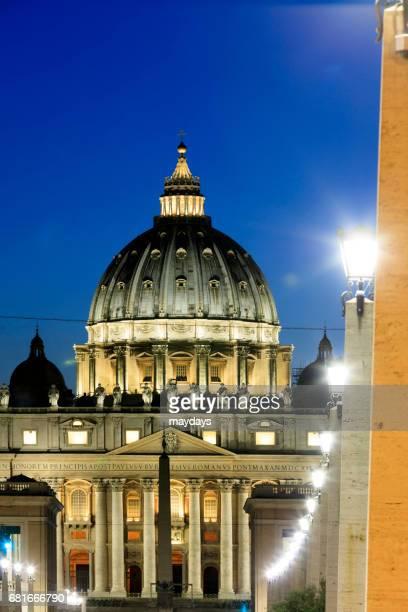 Rome, St Peter Basilica