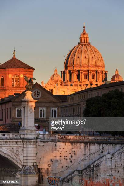 Rome, St. Peter Cathedral