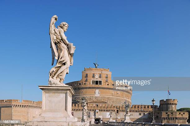 Rome, View of Castel Sant'Angelo